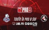 Pro B : Nantes vs Nancy (J3)