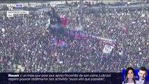 Plus d'un million de personnes ont manifesté à Santiago au Chili contre les inégalités sociales