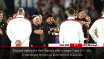 Fast Match Report - England 19-7 New Zealand
