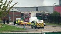Leichenfund in Lkw: Weitere Festnahme in Großbritannien