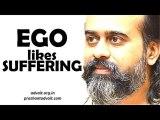 Acharya Prashant on Ramana Maharshi: The ego likes suffering