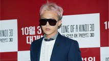 K-Pop Star, G-Dragon Finishes The Army