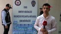 İzmir su şişesi içinde sahte içki sattılar-2
