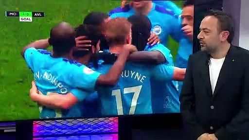 Uğur Meleke, Manchester City - Aston Villa maçını yorumladı