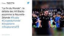 Coupe du monde de rugby. Occupation, défense et individualités, les clés de la victoire anglaise