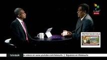 Julián Rivas: Europa sigue viendo a África como su reserva de recursos