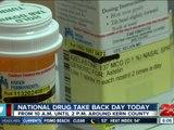 Several locations offering up drug prescription take backs