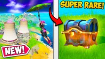 NEW MAP + SUPER RARE CHESTS!! - Fortnite Funny Fails and WTF Moments!