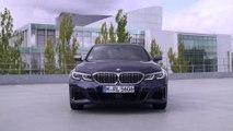 Die neue BMW 3er Reihe - Serienmäßige M Sportabgasanlage für emotionsstarken Sound