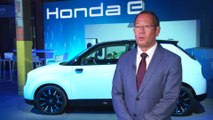 Neue Honda Jazz - Interview Ko Yamamoto, Honda Technical Expert
