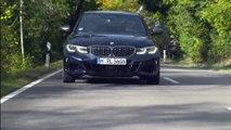 Athletisches Kraftpaket - Markteinführung des neuen BMW M340i xDrive Touring