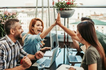 Finding your work spouse for a better work environment