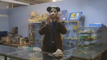 Old Mickey Mouse Halloween masks made in Nazi Germany up for sale