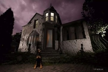 Top Haunted Airbnb Listings for Halloween