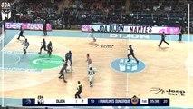 Alexandre Chassang Points in Dijon vs. Gravelines-Dunkerque