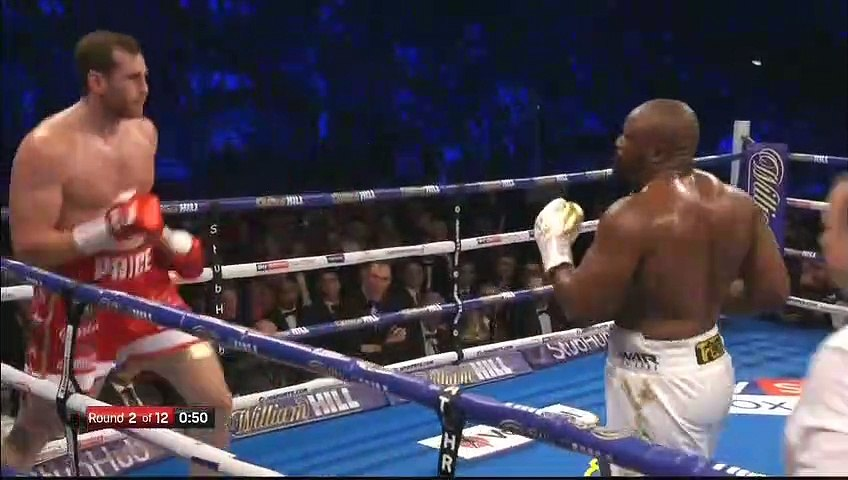 Dereck Chisora vs David Price (26-10-2019) Full Fight