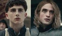 The King Film - Timothée Chalamet ve Robert Pattinson
