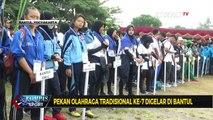 Pekan Olahraga Tradisional ke-7 Digelar di Bantul, Pertandingkan 5 Cabang Permainan