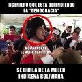 Video Ingeniero edgar villegas supuesto fraude en las elecciones en bolivia