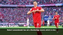 Lewandowski has set a 'nice' Bundesliga record - Kovac