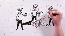 JEFF x JANE THE KILLER  SAN VALENTIN | Draw My Life - Creepypasta Especial Love Story