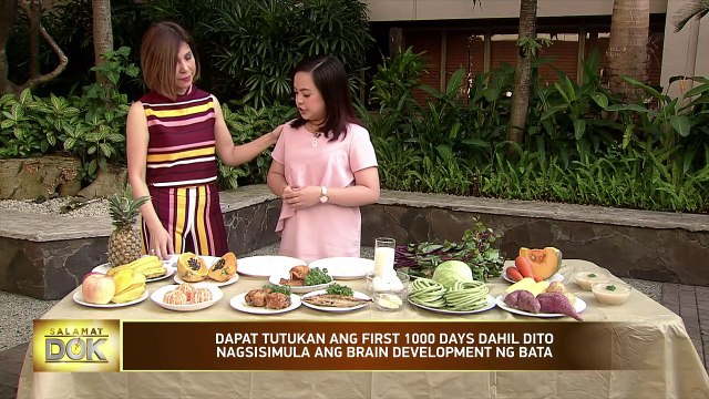 National Nutrition Council nutritionist-dietician Camille Chen talks about motherhood | Salamat Dok