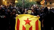 Crise séparatiste en Catalogne : manifs et contre-manifs