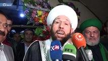 مفتي نظام الأسد أحمد حسون يدعو من مدينة القامشلي القائد العام لقسد مظلوم عبدي لزيارة دمشق