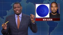 Weekend Update: Kanye West Releases New Album