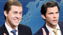 Weekend Update: Eric and Donald Trump Jr. on Benefiting from Trump's Presidency