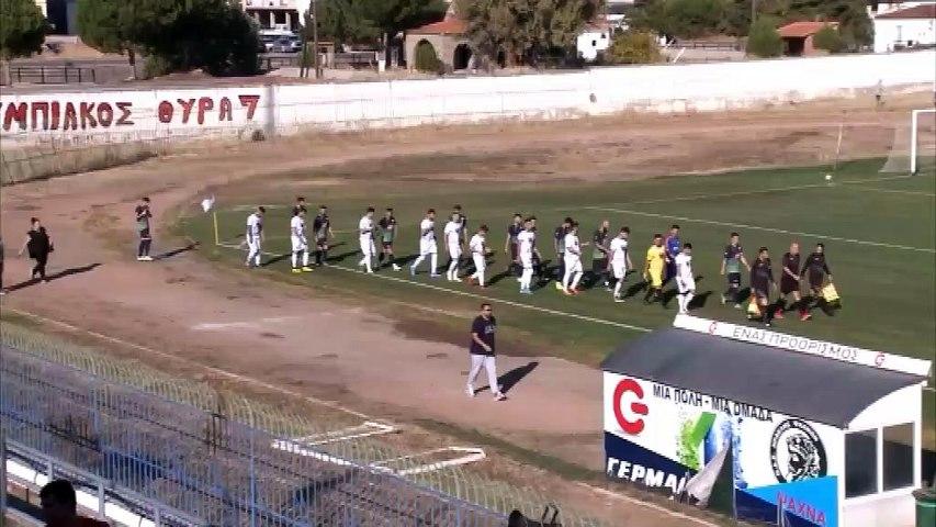 Ηρακλής Ψαχνών-Ελλήσποντος Ν. Λαμψάκου 2-0