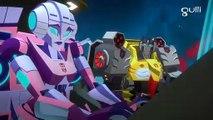 Transformers Cyberverse Saison 2 Episode 17 La tempête parfaite
