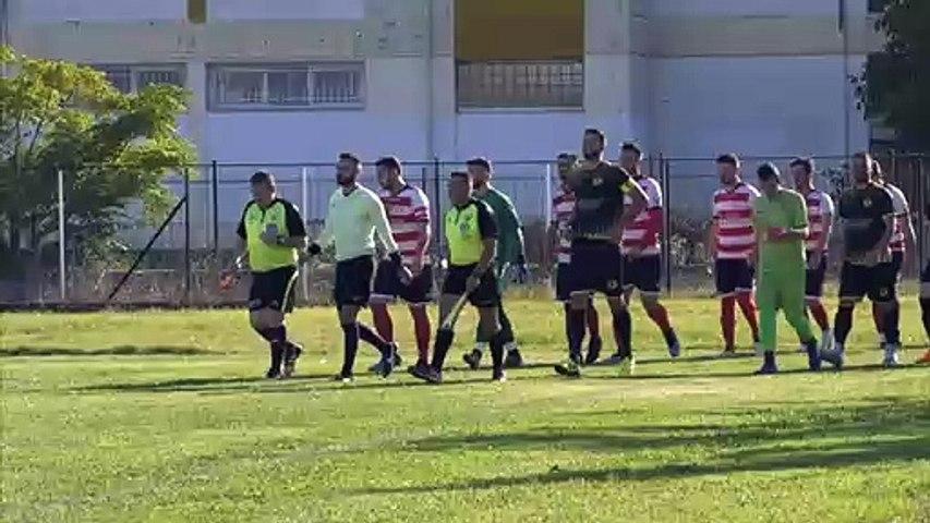 Καλύβια-Μαλεσίνα 1-1