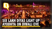 Ayodhya Makes World Record As 6 L Diyas Light Up Diwali