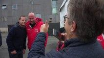Transat Jacques Vabre Normandie Le Havre2019 : INTERVIEW - François Damiens INITIATIVES COEUR