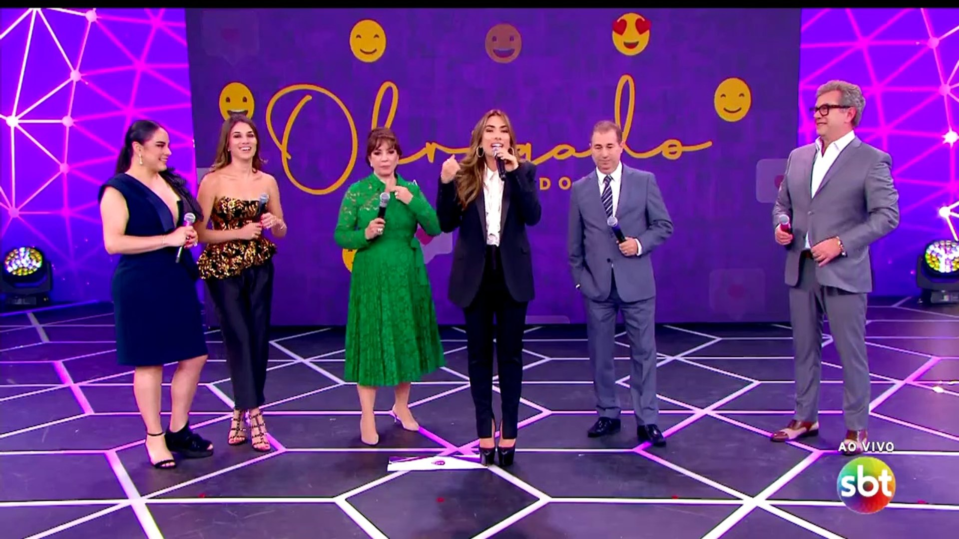 Teleton 2019 ultrapassa a meta de 30 milhões mesmo sem Silvio Santos e com as filhas e esposa do pat