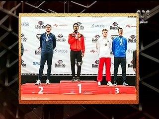 هنا العاصمة | مصر تحصل على بطولة العالم للكاراتيه للشباب بـ6 ميداليات ذهبية