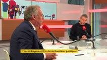 François Bayrou, invité de Questions Politiques