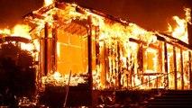 Notstand in Kalifornien: 180.000 müssen ihre Häuser verlassen
