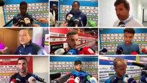 """Marquinhos : """"L'OM nous a surpris en 2e mi-temps"""""""