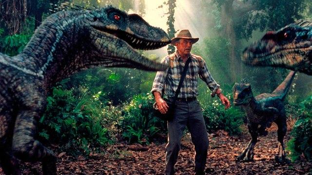 Jurassic Park 3 Movie (2001) Sam Neill, William H. Macy, Téa Leoni