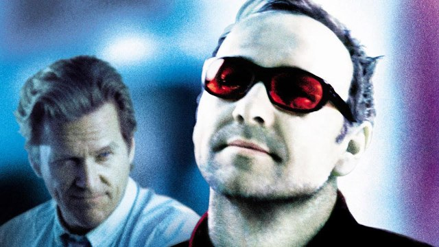 K-PAX Movie (2001) Kevin Spacey, Jeff Bridges, Mary McCormack