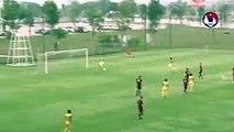 Highlights | U19 Việt Nam - U19 Sarajevo | Chiến thắng trước đội bóng châu Âu | VFF Channel