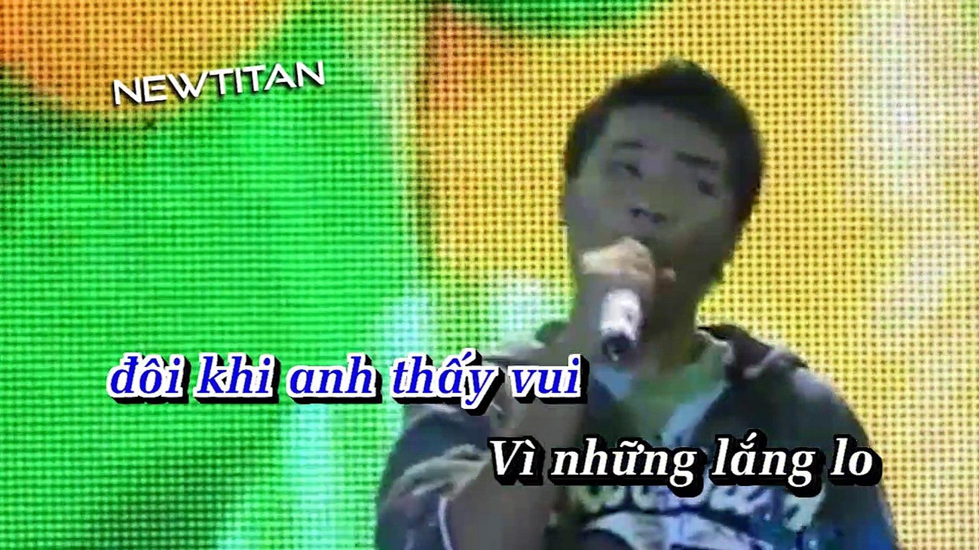 [Karaoke] Luật Cho Người Thay Thế - Hamlet Trương [Beat]