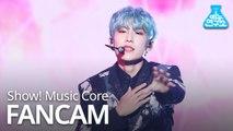 [예능연구소 직캠] AB6IX - BLIND FOR LOVE (PARK WOO JIN) @Show Music Core 20191026