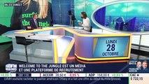 Welcome to the Jungle lève 20 millions d'euros pour poursuivre son développement en Europe, Jérémy Clédat - 28/10