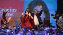 Argentinien: Mitte-Links-Politiker Fernández wird Präsident