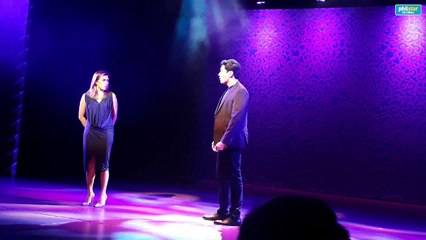 Nikki Gil and Gian Magdangal perform excerpt from Carousel