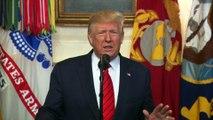 Trump verkündet Tod von IS-Chef