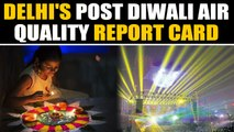 Day after Diwali: Delhi wakes up to 'very poor' air quality | OneIndia News